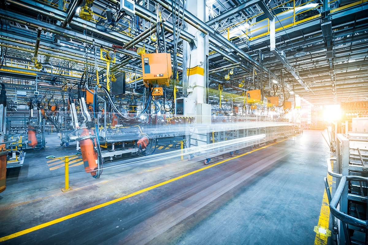 Industrie & Baubranche